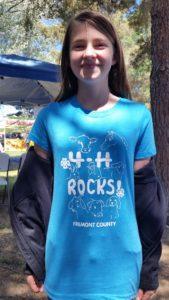 4-H Rocks T-shirt
